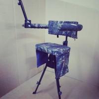 Стрелково-пристрелочный стул 360°
